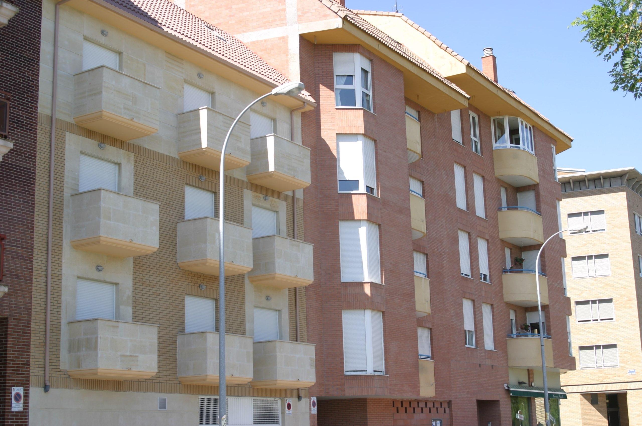 Edificio Palomera Leyco