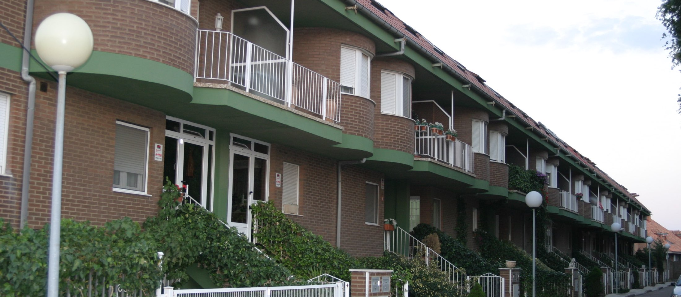 El Balcon Proyecto Leyco