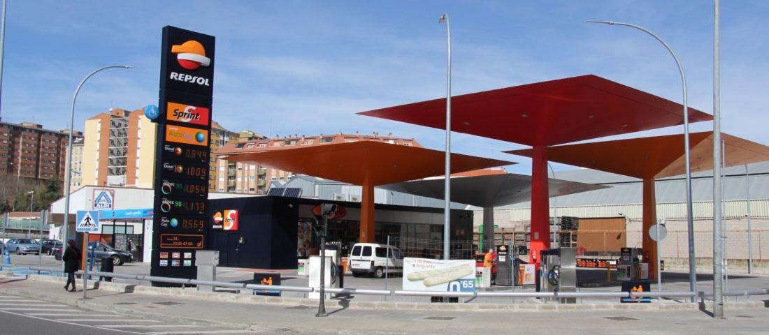 Estacion Servicio Zamora